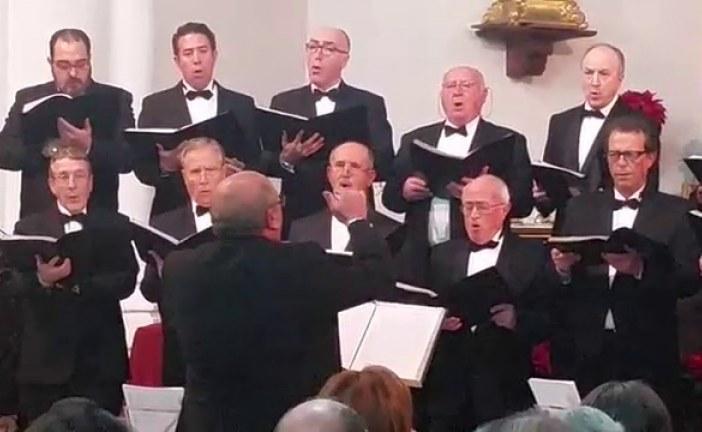 Concierto de Navidad de Accichorus 2015 [Vídeos]