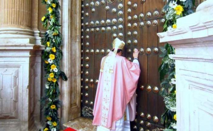 El clero de la diócesis de Guadix celebra a San Juan de Ávila con una peregrinación al Santuario de la Virgen del Saliente