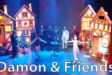 Christmas time is here por Elena Grau [Vídeo] – Damon & friends