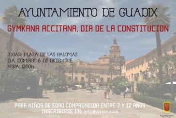 Sigue abierto el plazo de inscripción para la gymkana infantil de la Constitución
