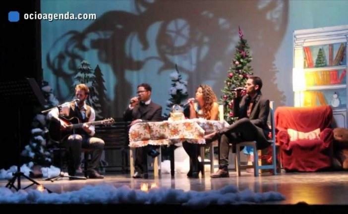 Concierto Solidario de Navidad con Damon Robinson y grandes artistas internacionales, nacionales y locales [Vídeos]