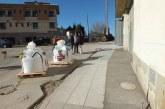 Las obras en El Colmenar mejoran el barrio y solucionan el problema de inundaciones que se daba en algunas viviendas