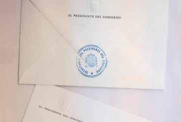 Mariano Rajoy envía una carta de agradecimiento a Romacho por su regalo de Reyes