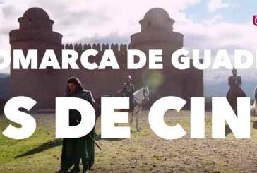 """La comarca de Guadix paraje elegido por la NBC para la serie del Mago de Oz """"Emerald city"""" [Sucedió en 2.017]"""