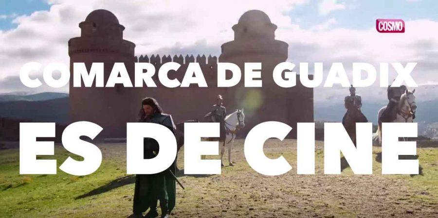 Comarca de Guadix es de cine