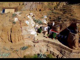 Cuevas de Guadix y comarca