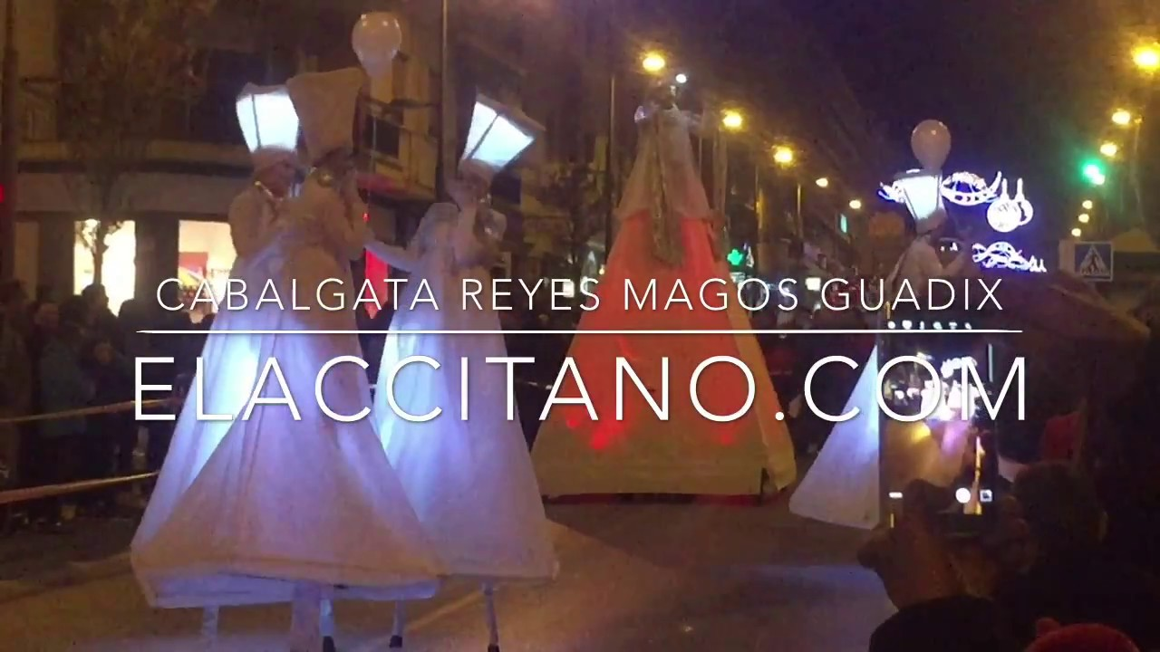 Reyes magos 2017
