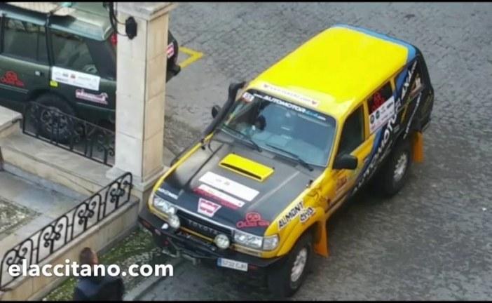 Arranca la Cup 180 – Ciudad de Guadix con vehículos 4×4