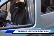 [Sucedió en 2.017] Vandalismo en Guadix la noche de San Antón