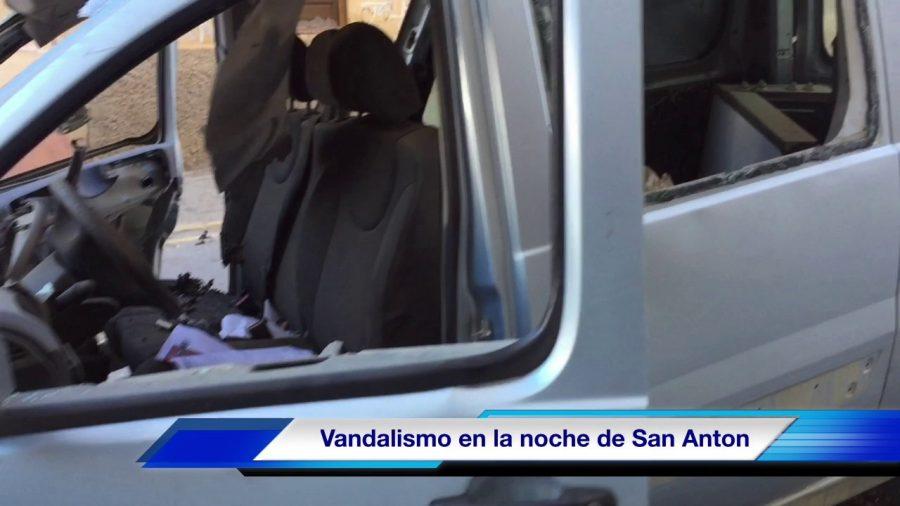 Vandalismo en Guadix