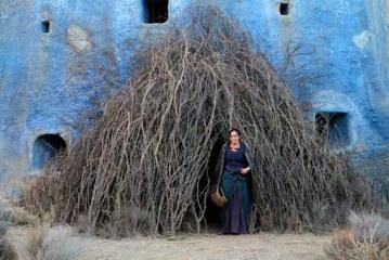 """Guadix, sus cuevas y su paisaje, protagonistas en la serie de la NBC """"Emerald City"""""""