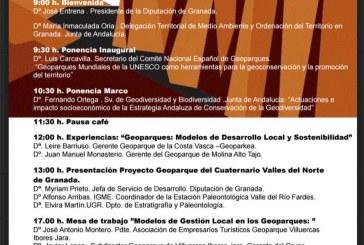 Jornadas sobre el proyecto de Geoparque del Cuaternario Valles del Norte de Granada