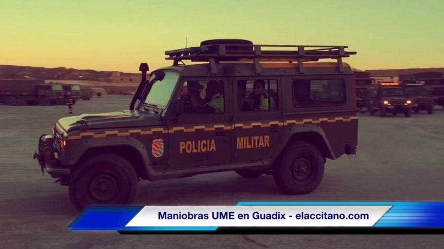 UME en Guadix