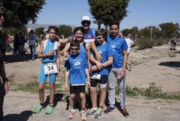 Felicitación a Lourdes Pérez Rubio y los menores de Ultrafondo Guadix por su papel en el Duatlón del Campeonato de Andalucía celebrado en Almería