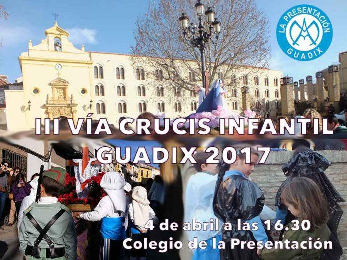 Vía Crucis Infantil en Guadix