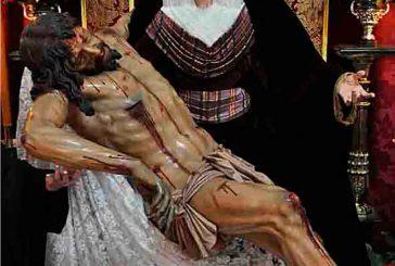 Via crucis oficial Semana Santa Guadix 2018