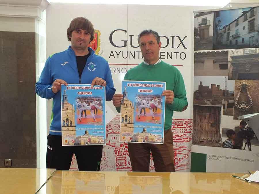 Trofeo Ciudad de Guadix de taekwondo