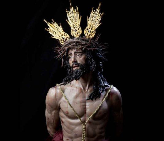 Via crucis oficial Semana Santa Guadix
