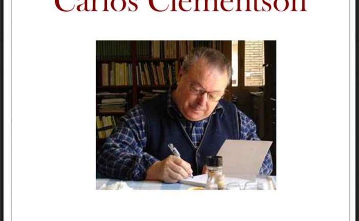 Carlos Clementson ofrece este viernes una lectura poética en el Aula Abentofail del mes de abril