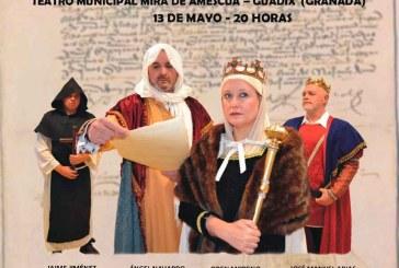 """Asociación Cultural Sulayr Teatro presenta en Guadix """"1492. Expulsión de los judíos. Carta de Isaac Abravanel"""""""