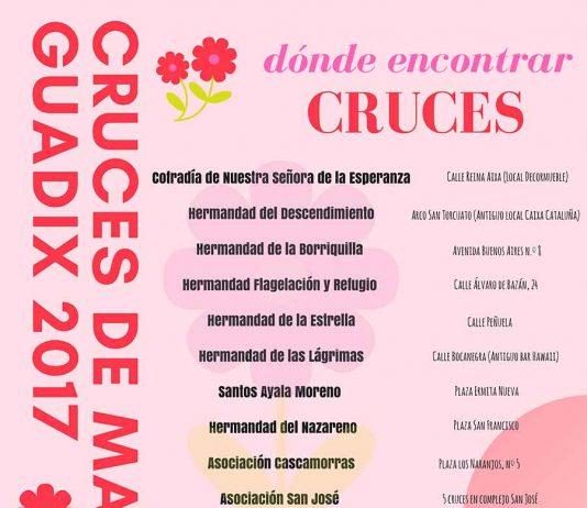 Cruces de Mayo Guadix 2017