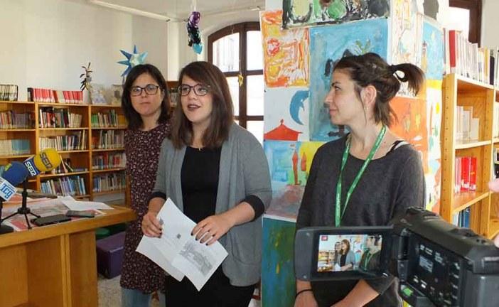 Guadix celebra el Día del Libro con una gymkhana educativa, recitales poéticos, la fiesta del libro y una feria del libro