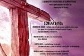 Horarios de las celebraciones de Semana Santa en la catedral de Guadix