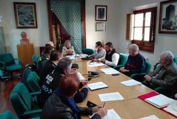 Celebrada la Junta Local de Seguridad en torno a la Semana Santa accitana