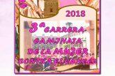 III Carrera y Caminata de la Mujer de la AECC y ADA Guadix el próximo 17 de junio