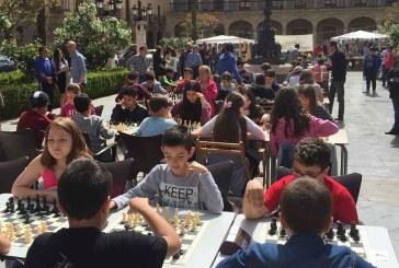 """Finaliza el II Torneo de Ajedrez Escolar """"Ciudad de Guadix"""" organizado por el Colegio de la Presentación"""