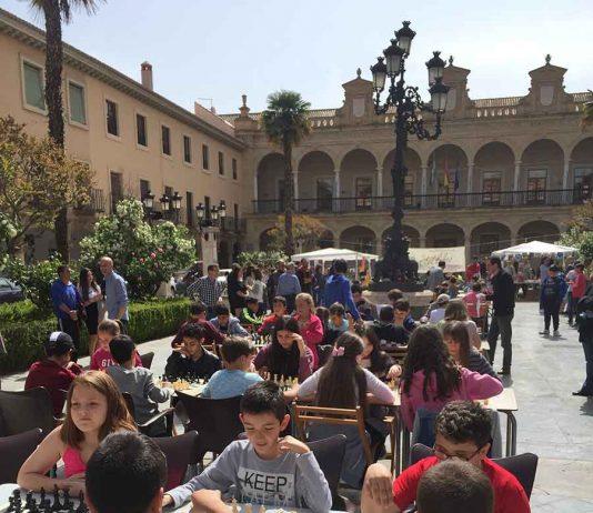 II Torneo de ajedrez escolar Ciudad de Guadix