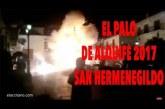 Otro espectacular Palo de Alquife en honor a San Hermenegildo