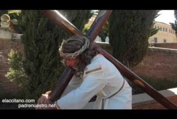 """La Asociación """"San José"""" de Guadix representa su XII Vía crucis viviente"""
