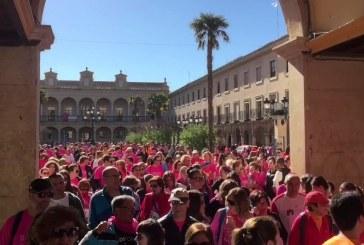 Guadix se vuelca con II Carrera y Caminata de la Mujer Contra el Cáncer, que ha doblado con creces la participación de la primera edición