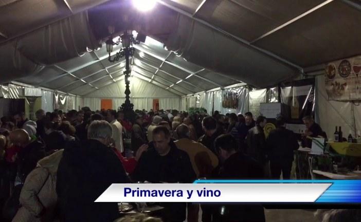 Primavera y Vino arranca oficialmente como escaparate para dar a conocer los vinos del Altiplano de Sierra Nevada
