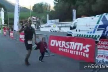 Miguel Ángel Blázquez 1º en la ULTRA ENKARTERRI 90Km 5900d del País Vasco en su categoría y 6º absoluto