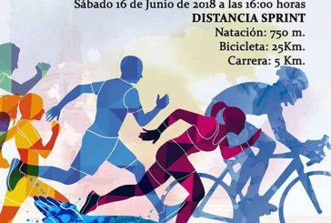 La IV Triatlón Ciudad de Guadix ya tiene fecha, será el próximo 16 de junio