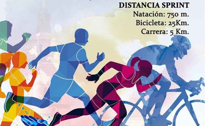 IV Triatlón Ciudad de Guadix – 16 de junio