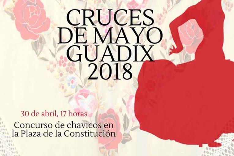 Cartel cruces Guadix 2018