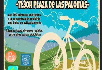 La XXXI edición del Día de la Bicicleta de Guadix se celebra el próximo 6 de mayo