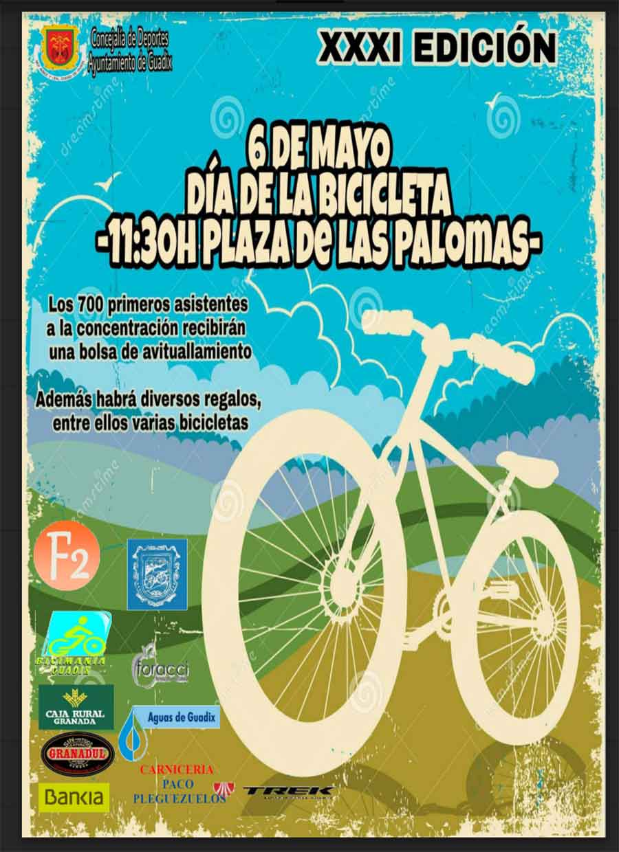 Dia de la bicicleta Guadix 2018