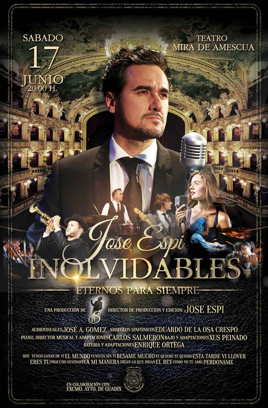 Inolvidables Jose Espi