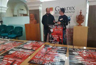 Katillo Rock Guadix 2018