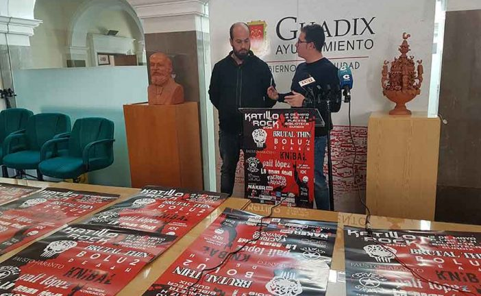 Katillo Rock Guadix 2018 [SUSPENDIDO]