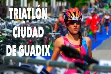 Triatlón Ciudad de Guadix se consolidad como referente Andaluz