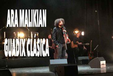 Ara Malikian gran maestro del violin y del humor – Guadix clásica [Vídeos]