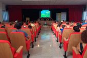 Escuela de verano de Guadix 2017 presentación a los padres
