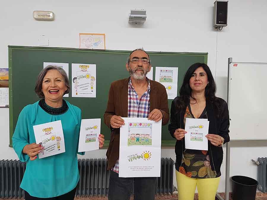 Escuela de verano Guadix 2018