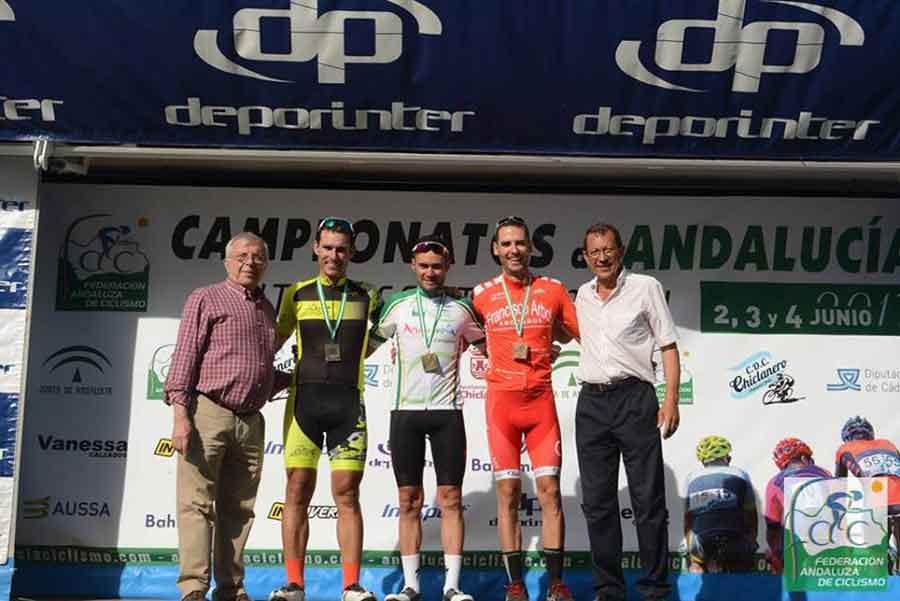 Jose Gabriel campeonatos de Andalucia