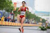 María Pérez se proclama subcampeona de Europa de 20km marcha